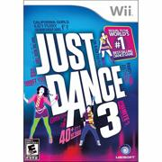 Wii� Just Dance 3 Game