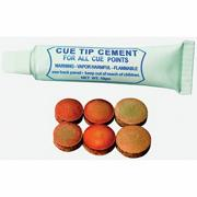 Replacement Pool Cue Tips (pack of 6)