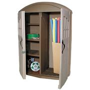 Step 2� LifeScapes Highboy Storage Shed