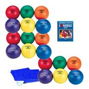 Gator Skin Middle School Dodgeball Easy Pack