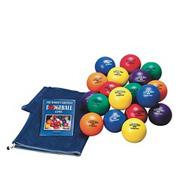 Gator Skin Elementary School Dodgeball Easy Pack