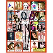 Lucy Hammett&#039;s Body Bingo