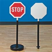 2-in-1 Combo Stop Sign Set