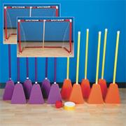 Broomball Easy Pack, 42&quot;L Brooms