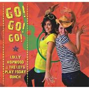 Go Go Go Let's Play Today Music CD