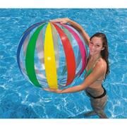 "Striped 42"" Beach Ball"