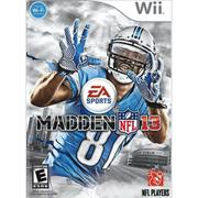 Wii Madden NFL 2013