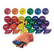 Spectrum� Sports Ball Plus Pack, Official Size