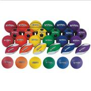 Spectrum� Sports Ball Plus Pack, Intermediate Size