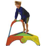 JumpSmart Kids Electric Trampoline