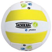Tachikara SofTec Peace Volleyball