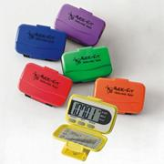 Ekho Worker Bee Pedometer, Rainbow (set of 6)