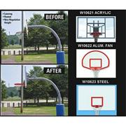 Hoop Rejuvenator Acrylic Backboard Kit