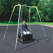 ADA Wheelchair Swings