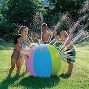 Ultimate Beach Ball Water Sprinkler