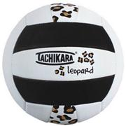 Tachikara SofTec Leopard Volleyball