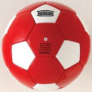 Tachikara Recreational Soccer Ball Size 4 Red