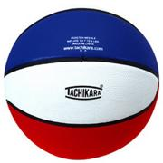 Tachikara� Rubber Basketball, Red White and Blue