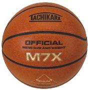 Tachikara M7X Composite Basketball, Official Size