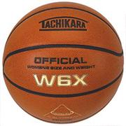 Tachikara� W6X Composite Basketball, Intermediate Size