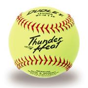 "Dudley� Collegiate Thunder Heat Fast Pitch Softball 12"" WT12Y"