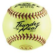 Dudley Thunder ASA Fast Pitch Softball 12&quot; WC12Y