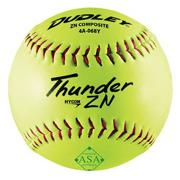 "Dudley� Thunder ASA Slow Pitch Softball 12"" WC12RFY"