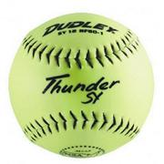 Dudley Thunder NSA Slow Pitch Softball 12&quot; SY12 RF80 NSA