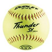 "Dudley� Thunder ASA Slow Pitch Softball 12"" SY12RF"