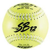 "Dudley� NFHS Fast Pitch Softball 12"" SB12LND"