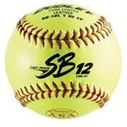 "Dudley� ASA Fast Pitch Softball 12"" SB12LRF FP"