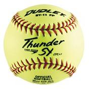 Dudley Thunder SY Fast Pitch Softball 11&quot; SY11 FP
