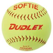 Dudley Softie Softball Slow Pitch 11&quot; D-11