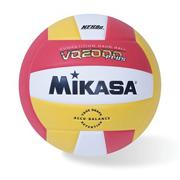Mikasa Competition Volleyball, Scarlet/Gold