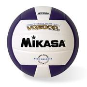 Mikasa� Competition Volleyball, Purple/White