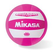 Mikasa VSL215 Volleyball Pink/White