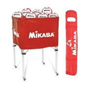 Mikasa Volleyball Cart, Scarlet
