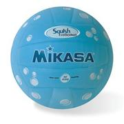 Mikasa Squish Volleyball Light Blue