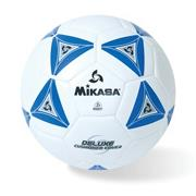 Mikasa Soft Soccer Ball Size 3 Blue/White