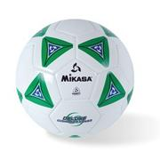 Mikasa Soft Soccer Ball Size 3 Green/White