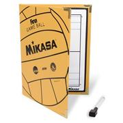 Mikasa Water Polo Coach Dry Erase Board