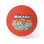 Mikasa Playground Ball 5&quot; Red
