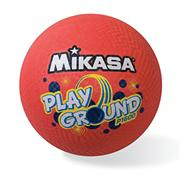 "Mikasa� Playground Ball 16"" Red"