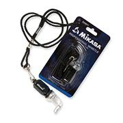 Mikasa��Whistle With Black Lanyard