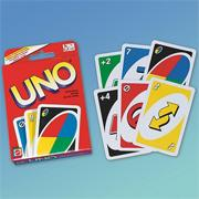 Uno� Card Game by Mattel