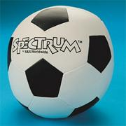 Super Soft Poly-Filled Soccer Ball