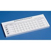 Bowling Score Pad (100/shts)