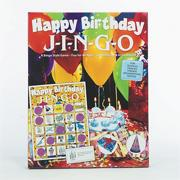 Happy Birthday Jingo