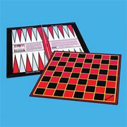 Folding Chess/Checkers/Backgammon Board