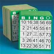 Bingo Cards  (set of 50)